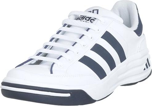 más fotos al por mayor en línea venta en línea adidas Sneakers - adidas Men's Nastase Millenium Tennis Shoe White/navy
