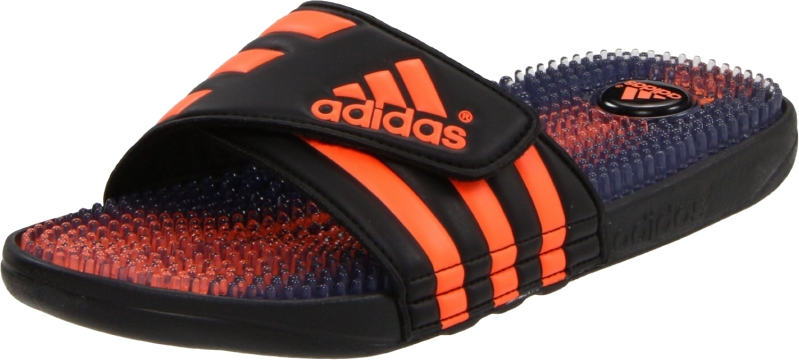Blackwarningblack Adidas Santiossage Men's Sandal Sandálias c5AL34jqR