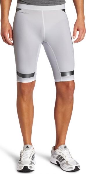 Men's WhiteLight Shorts Powerweb Compression Tight Onix Techfit Adidas Short 4AjL5R