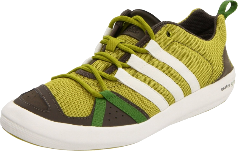 the best attitude 2de84 03d5f adidas Sneakers - adidas OUTDOOR - Boat CC Lace Water Shoe for Men and  Women Seaweed/Spray/Base Brown