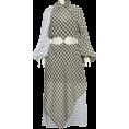 HalfMoonRun Dresses -  ANNA OCTOBER checkered dress