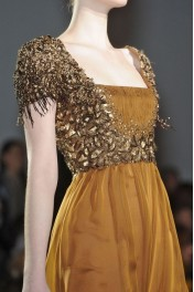 Andrew Gn gown - Catwalk