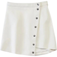 feclothing - Asymmetrical high-waist hip skirt - Skirts - $25.99