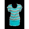 Butik 13 - Majica tirkizna - T-shirts - 167,00kn  ~ $29.33