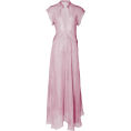 HalfMoonRun Dresses -  DANNIJO chiffon silk dress