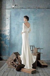 Dress Dennis Basso for Kleinfeld - Catwalk