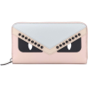 FENDI Zip-around leather wallet - Vespagirl