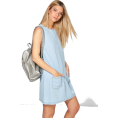Modalist Dresses -  Fashion,Denim Dress
