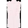GIAMBATTISTA VALLI Ruffled cotton blouse - Vespagirl