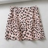 Joker leopard print sexy high waist mini - BOTTOM