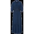 HalfMoonRun Dresses -  LUISA BECCARIA crepe dress