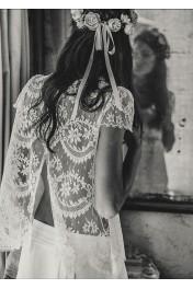 Laure de Sagazan 2015 wedding gown - Catwalk