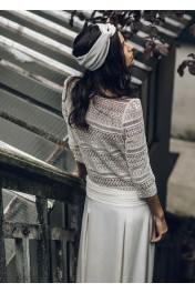 Laure de Sagazan Wedding Dress 2016 - Catwalk