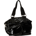 Amazon.com - LeSportsac Jetsetter Shoulder Bag Black Patent - Bag - $98.00