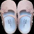 HalfMoonRun Flats -  MOON PARIS little girl shoes