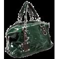 MS Trgovina z modnimi dodatki - Modna Torbica  - Zelena Lak - Torby - 284,00kn  ~ 37.66€