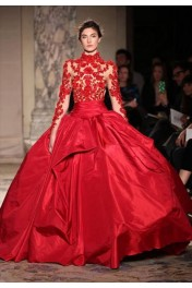 Marchesa fall 2012 - Catwalk