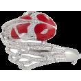 PetroZillia - Michelle Monroe Fish Bracelet - Bracelets - 215,00kn  ~ $37.75