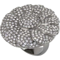 PetroZillia - Michelle Monroe Pave Daisy - Rings - 115,00kn  ~ $20.19
