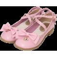 Jay Han Flats -  Pink Flat Lolita Shoes