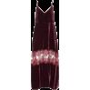 STELLA MCCARTNEY Kelsey velvet dress - Vespagirl