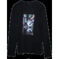"Talya Design by Sonja Jug - ""Alien"" - Long sleeves t-shirts - 140,00kn  ~ $24.58"