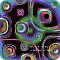 Talya Design by Sonja Jug Illustrations -  Colors of retro