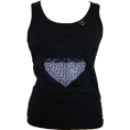 "Talya Design by Sonja Jug - ""Mistery heart"" - T-shirts - 150,00kn  ~ $26.34"