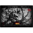 Talya Design by Sonja Jug Illustrations -  Grafite under fire
