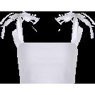 FECLOTHING Tanks -  Tight mesh girth sling thin shoulder str