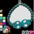 UneAffaire - Bracelet Pasadena - Bracelets - 4.00€  ~ $5.30