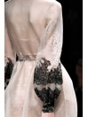 Valentino Spring 2012 Ready-to-Wear - Black tie