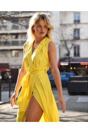 Yellow Rays 2 - Catwalk