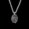 adriashinju - ドブロブニクのボタン(ダークシルバー)ゴスパリ エッグ /g - Naszyjniki - ¥20,000  ~ 153.65€