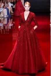 eli saab 2017 haute couture - Catwalk