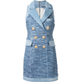 fashiontip Dresses -  fashion, Blazer Dress, denim