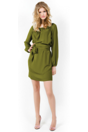 Julie Olive Tunic - Catwalk