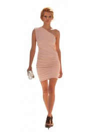 The Bailey Dress Blush - Catwalk