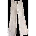 maribel86 - Hlace - Foxtrot blanco - Pants -