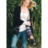 ponchos, cardigan, summer  - summer wardrobe