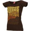 Horsefeathers - shaggy - brown - T-shirts -