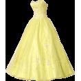 inny lar Dresses -  Zuta Haljina