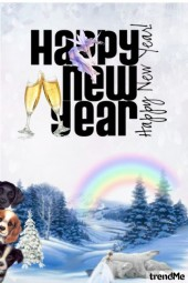 HAPPY NEW YEAR TO ALL PEOPLE IN HERE !!