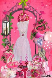 Sweet 16 (Pink  Party )
