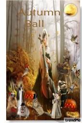 Autumn Ball-Forest Formal
