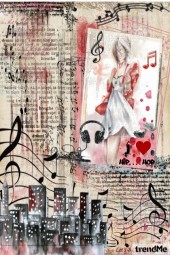 I Love Hip Hop-My Art Collection#1
