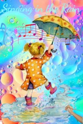 Childs Play-Singing in the Rain
