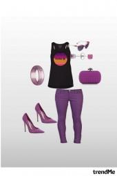 Screaming Purple