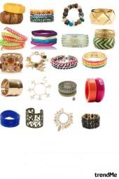 Bracelets Galore!