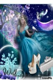 Stellar fairy steps :)